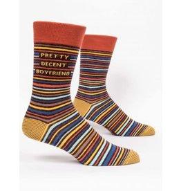 BQ Mens Sassy Socks - Boyfriend