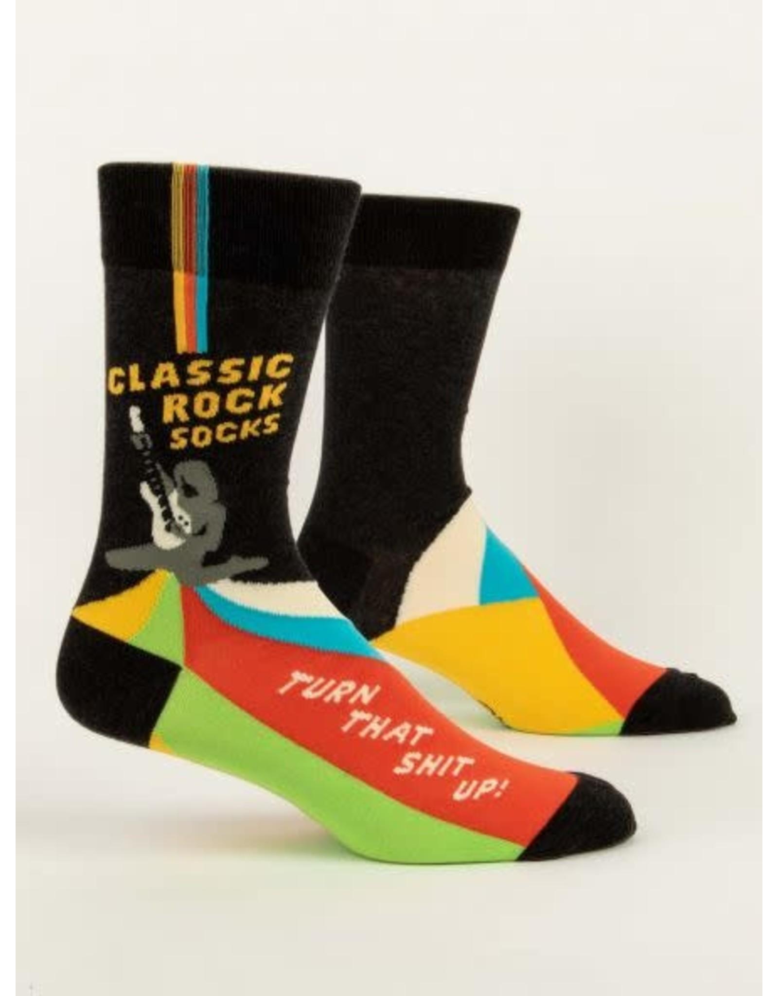 BQ Mens Sassy Socks - Classic Rock