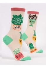 BQ Sassy Socks - Plant Mom