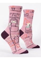 BQ Sassy Socks - Introverting