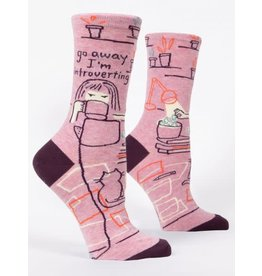 BQ Sassy Socks - Introverting