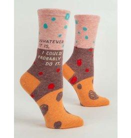 BQ Sassy Socks - Whatever