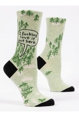 BQ Sassy Socks - Love It Out Here