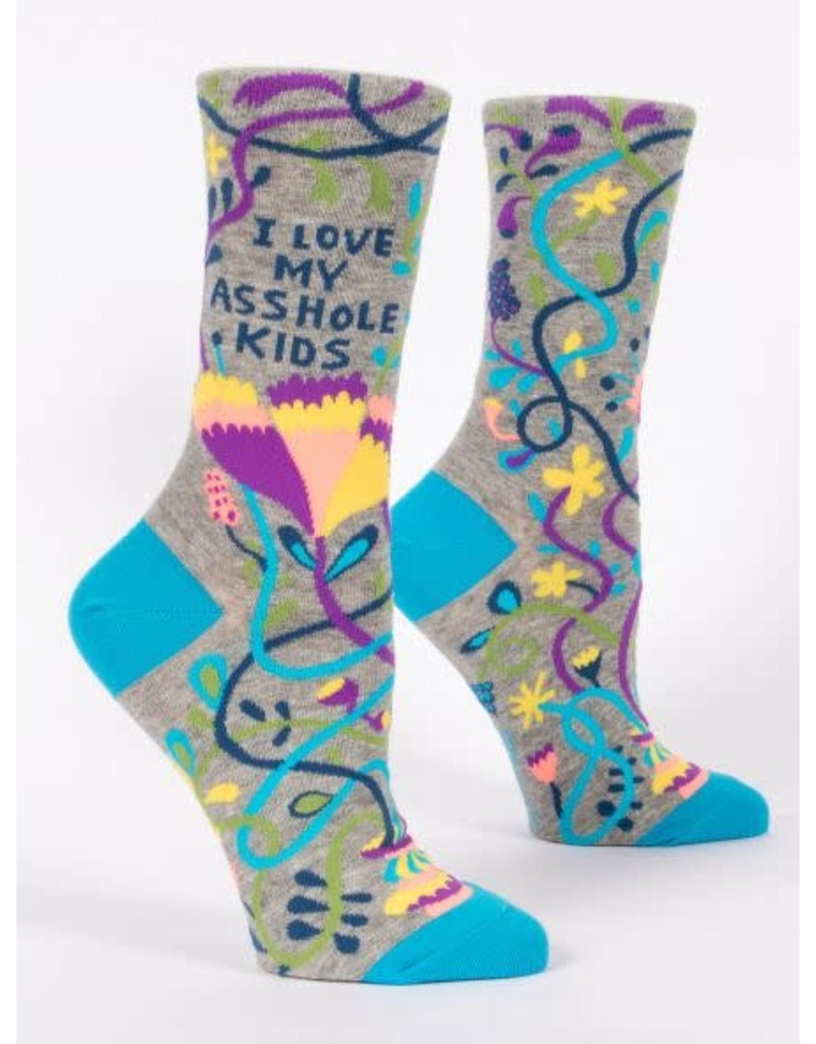 BQ Sassy Socks - Asshole Kids