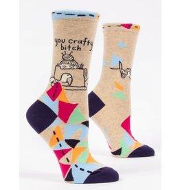BQ Sassy Socks - Crafty