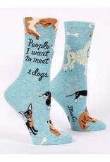 BQ Sassy Socks - People To Meet
