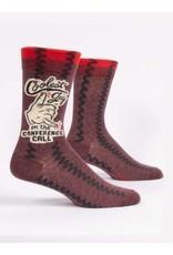 BQ Mens Sassy Socks - Coolest Guy