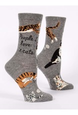 BQ Sassy Socks - People I Love