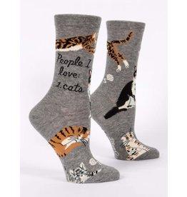 BQ Sassy Socks - People I Love