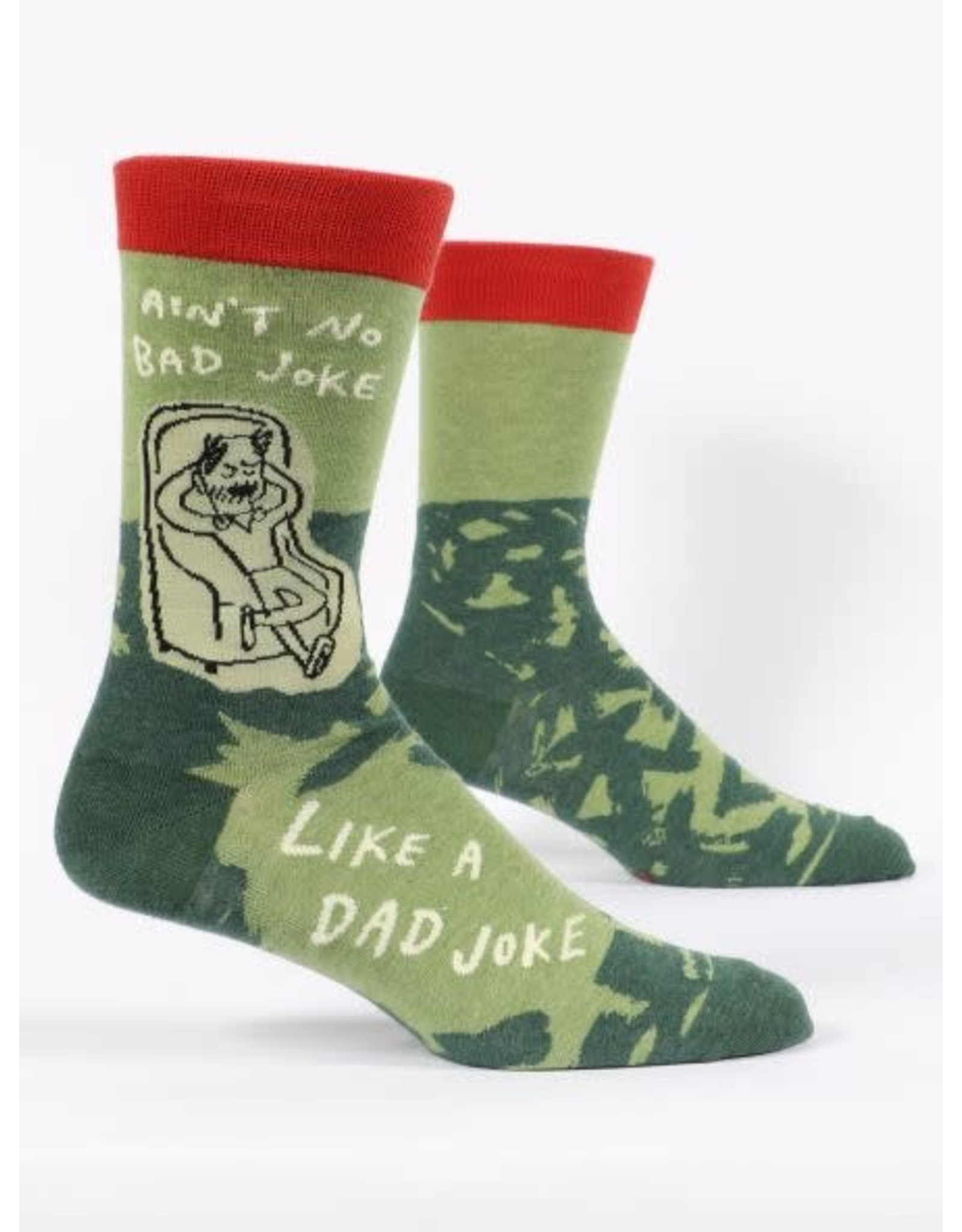 BQ Mens Sassy Socks - Dad Joke