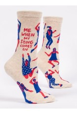BQ Sassy Socks - My Song