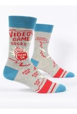 BQ Mens Sassy Socks - Video Game