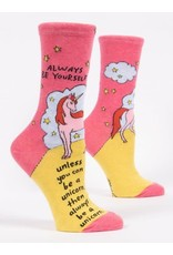 BQ Sassy Socks - Unicorn