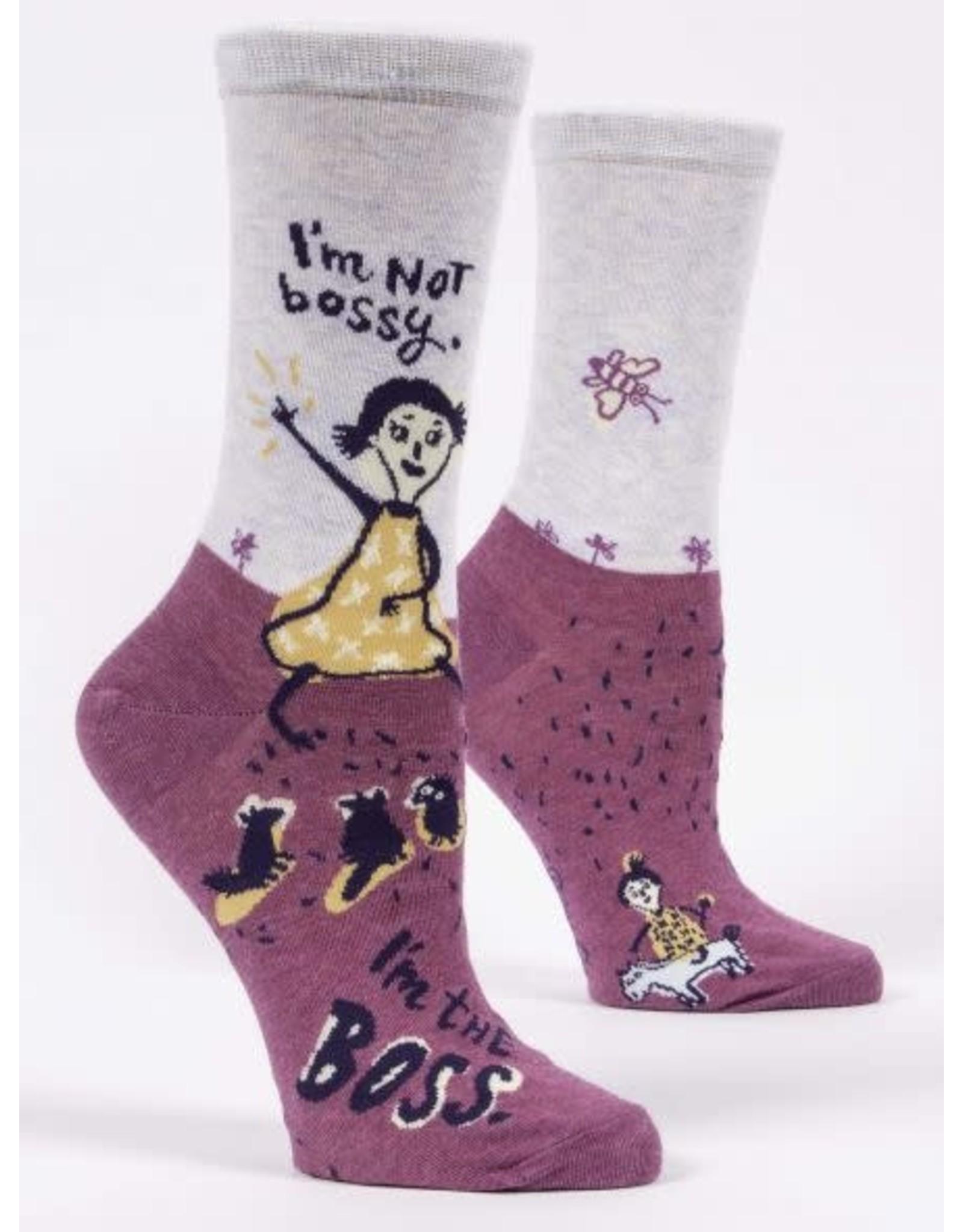 BQ Sassy Socks - Bossy