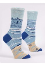 BQ Sassy Socks - Ocean