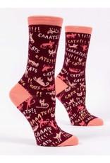 BQ Sassy Socks - Cats!