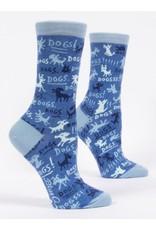 BQ Sassy Socks - Dogs!