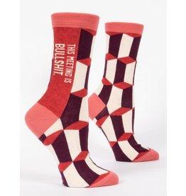 BQ Sassy Socks - Meeting