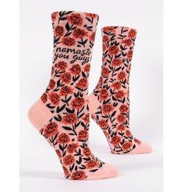 BQ Sassy Socks - Namaste