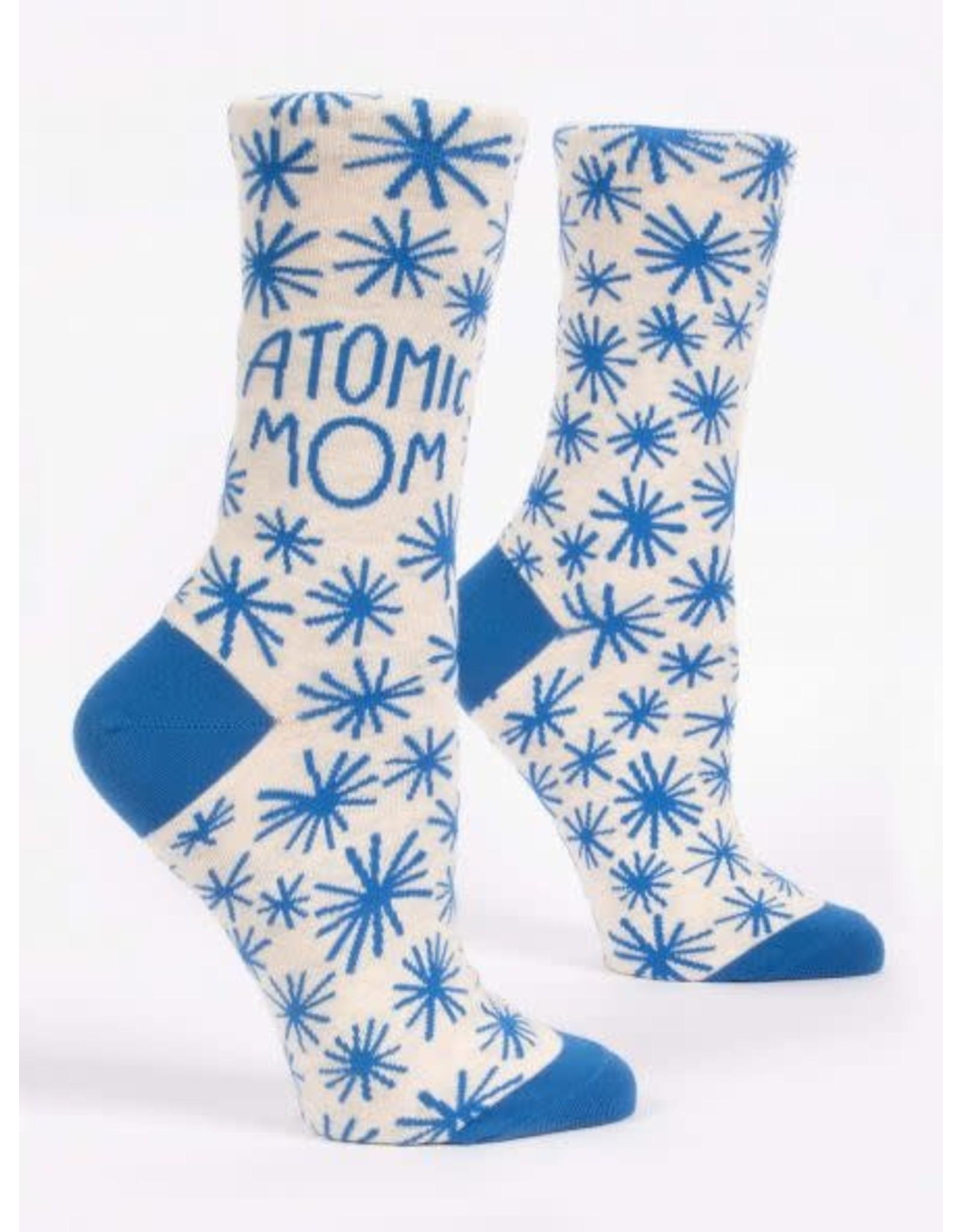 BQ Sassy Socks - Atomic Mom