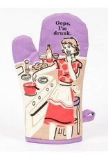 BQ Oven Mitt - Oops, I'm Drunk