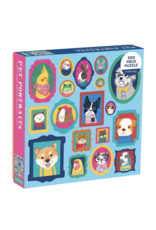 Pet Portraits 500 Puzzle