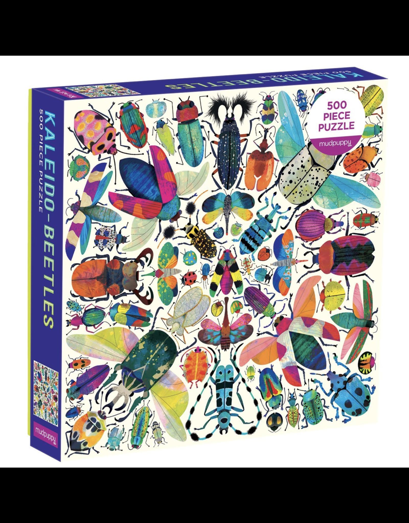 Kaleido-Beetles Puzzle