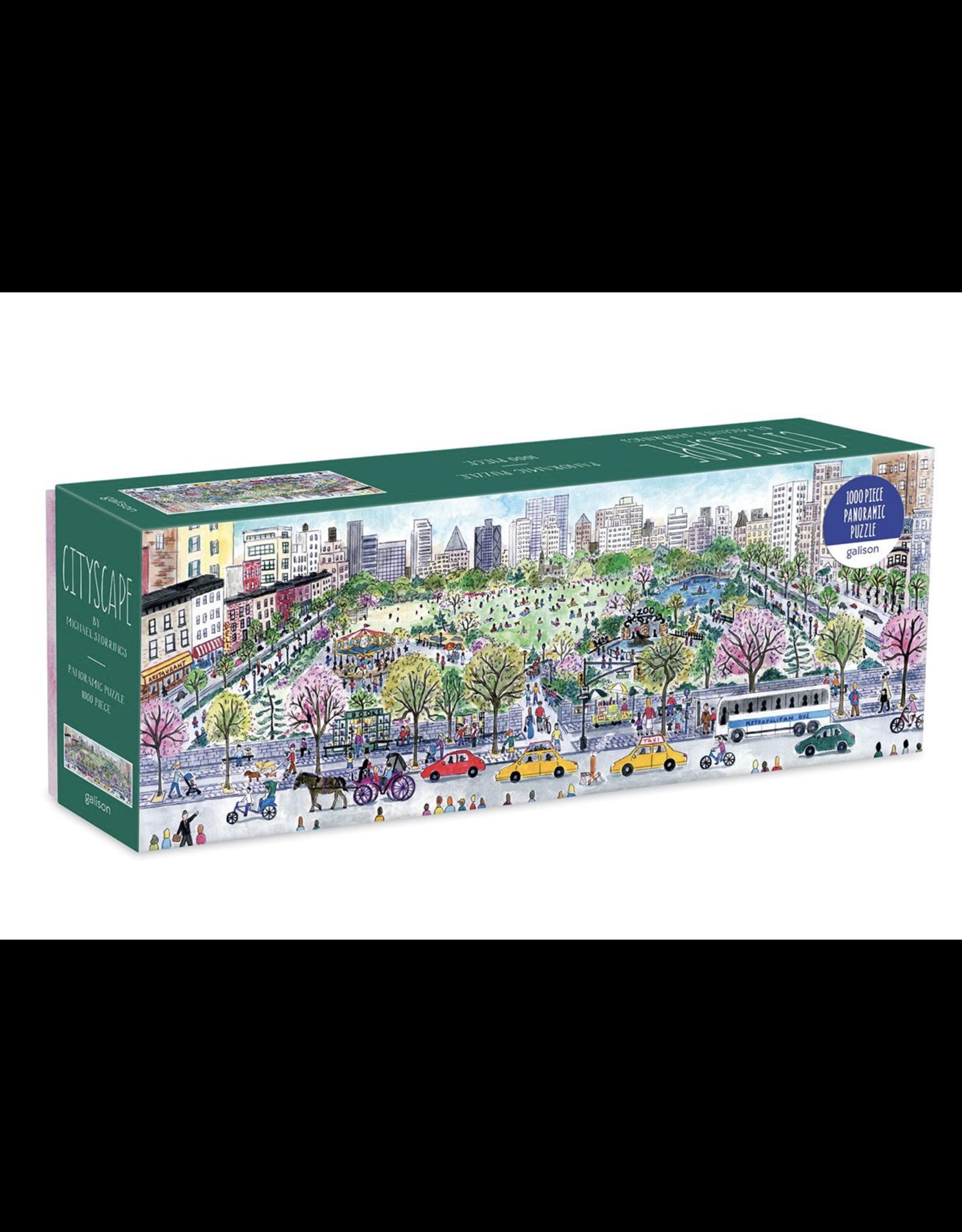 Cityscape Puzzle 1000 Pieces