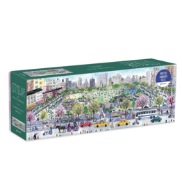 Cityscape Puzzle 1000 Pieces