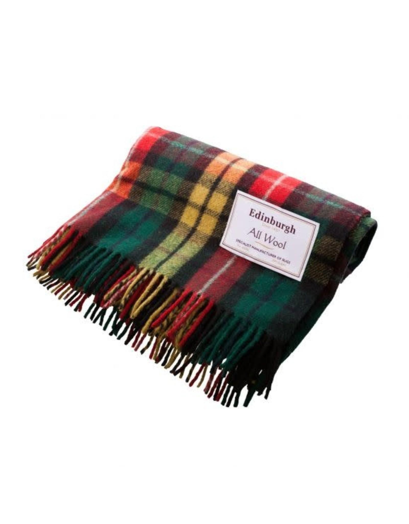 Highland Wool Throw - Buchanan Modern
