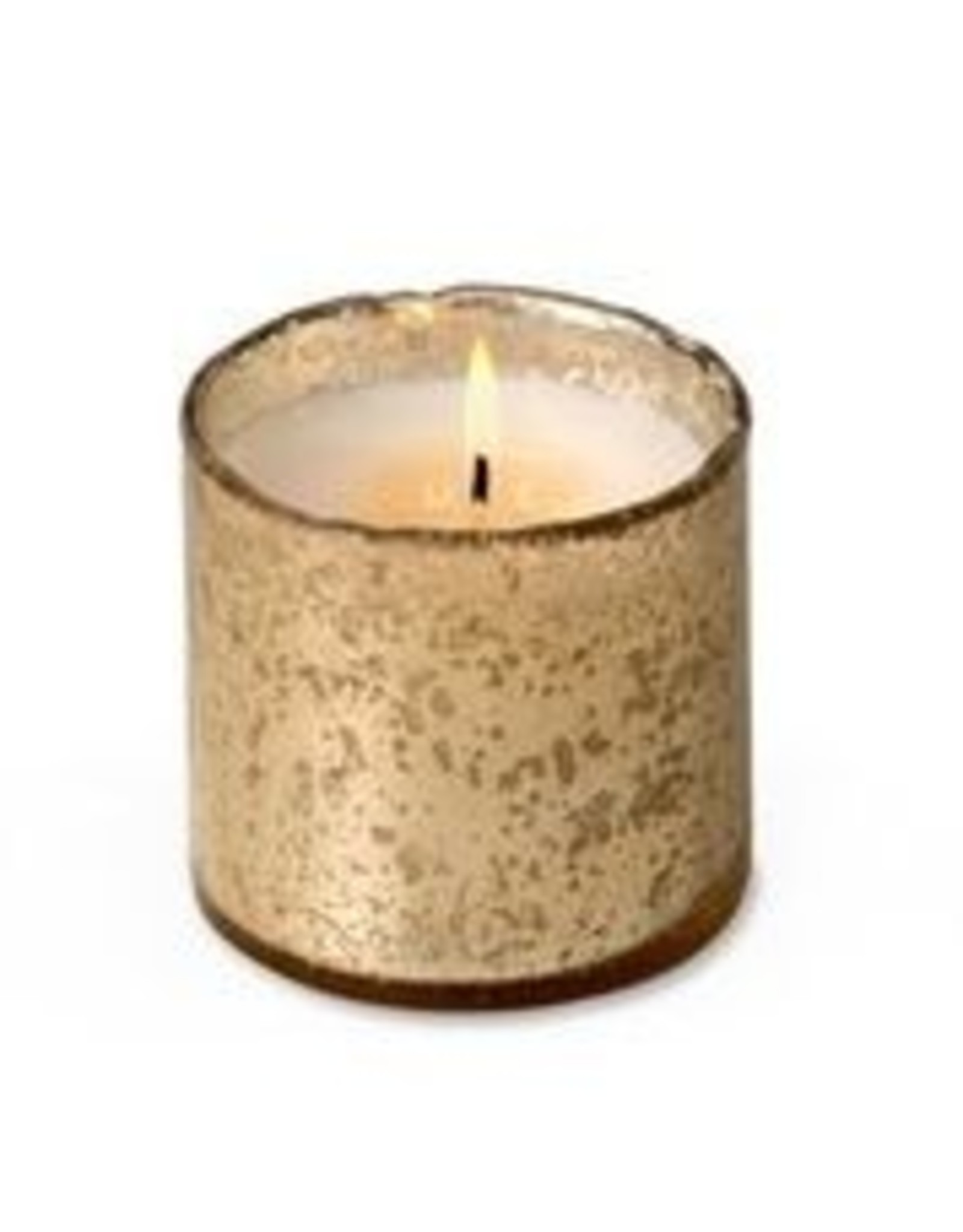 Matte Gold Artisan Tumbler - Bourbon Vanilla