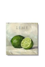 Lime Giclee Wall Art