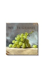 White Grapes Giclee Wall Art