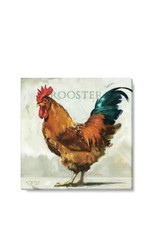 Rooster Giclee Wall Art