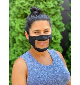 Smile Face Mask Adult