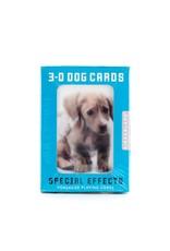 Dogs 3D Playing Cards