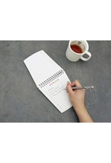 Bucket List Note Pad