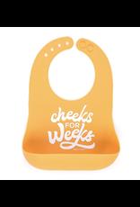 Cheeks for Weeks Wonder Bib