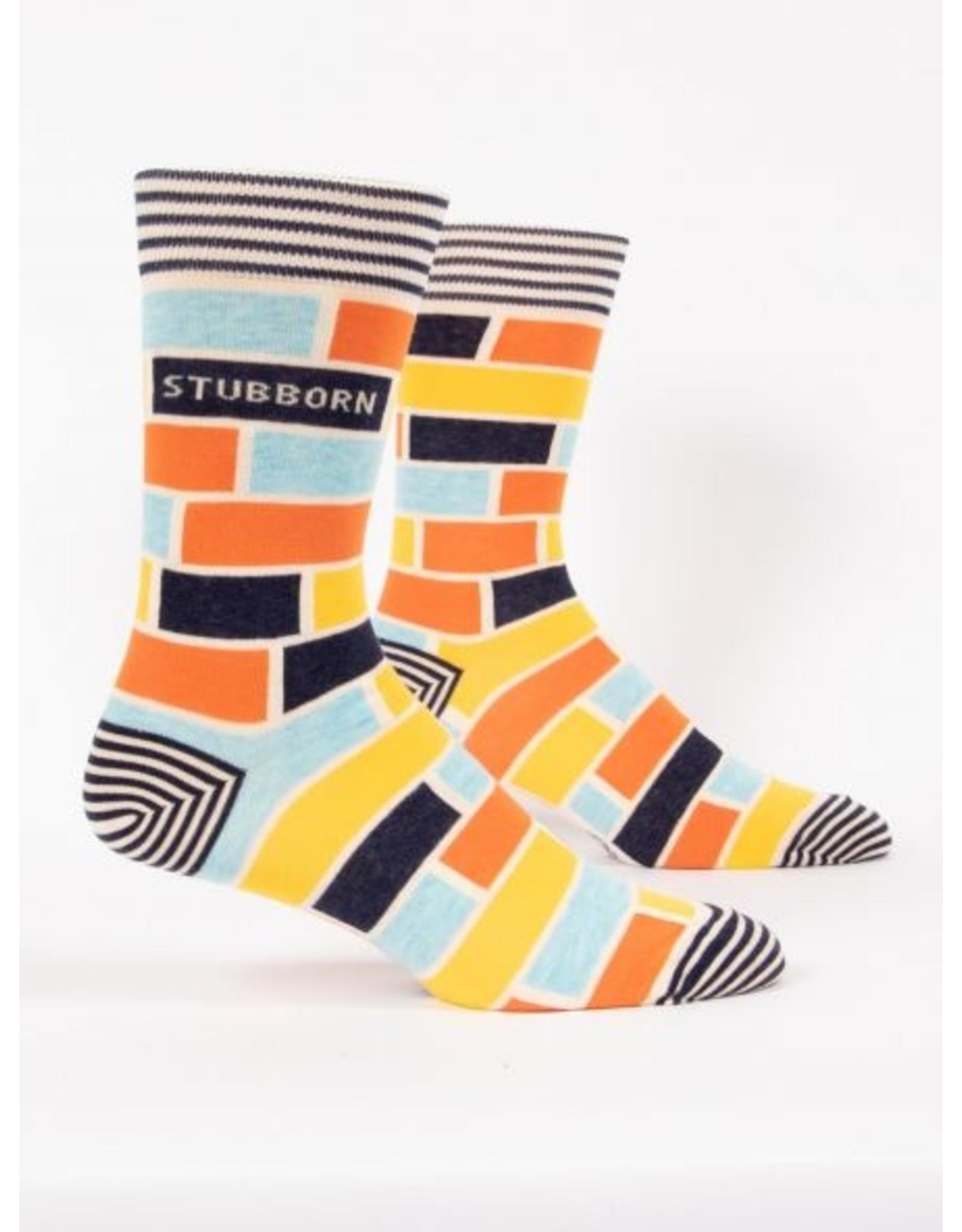 BQ Mens Sassy Socks - Stubborn