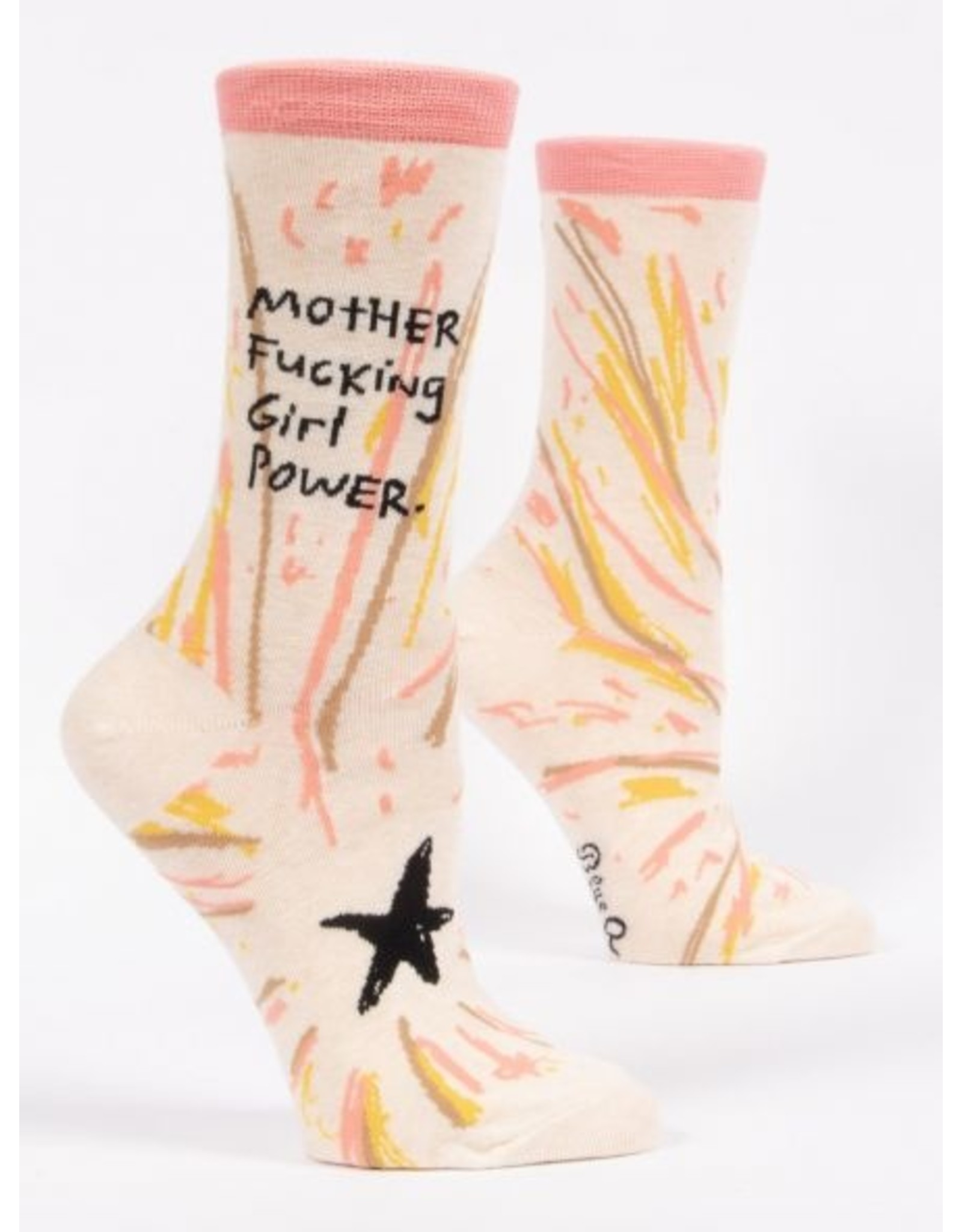 BQ Sassy Socks - Girl Power