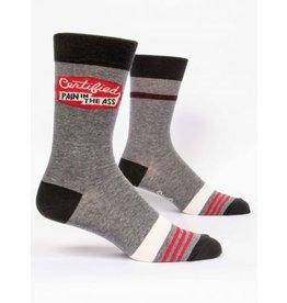 BQ Mens Sassy Socks - Certified