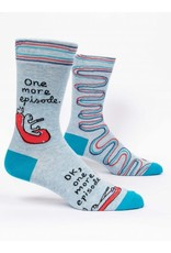 BQ Mens Sassy Socks - One More Episode