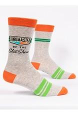 BQ Mens Sassy Socks - Ringmaster