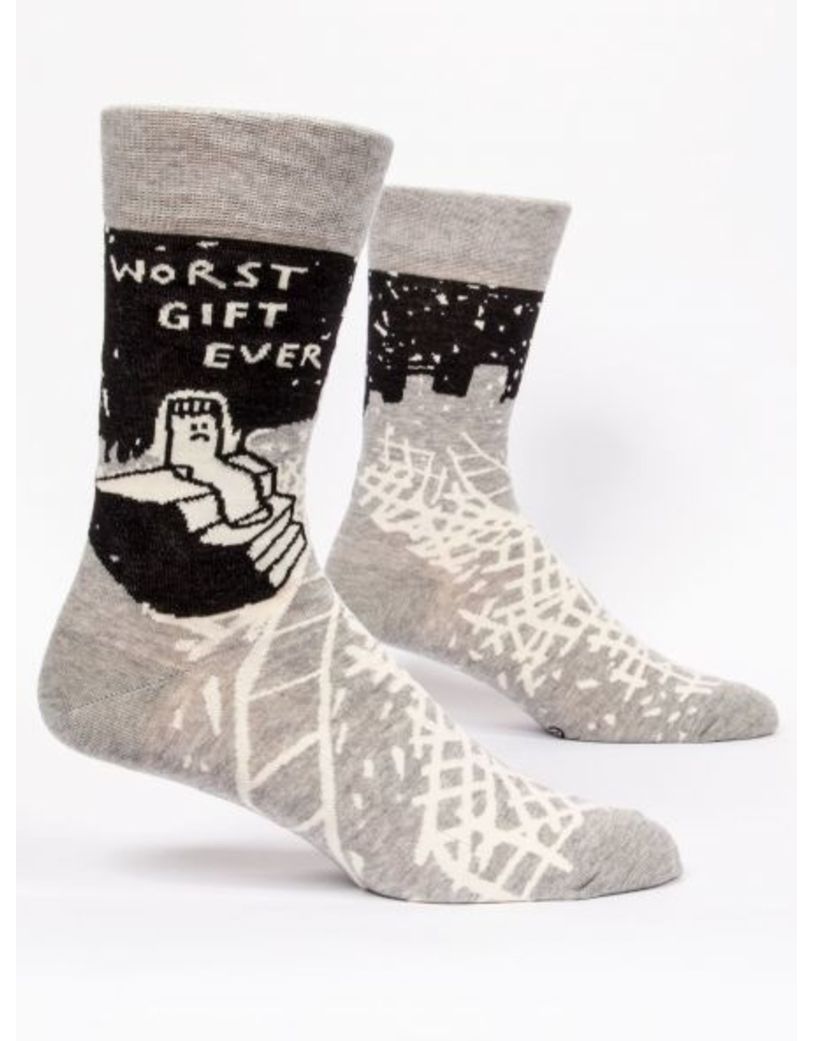 BQ Mens Sassy Socks - Worst Gift Ever
