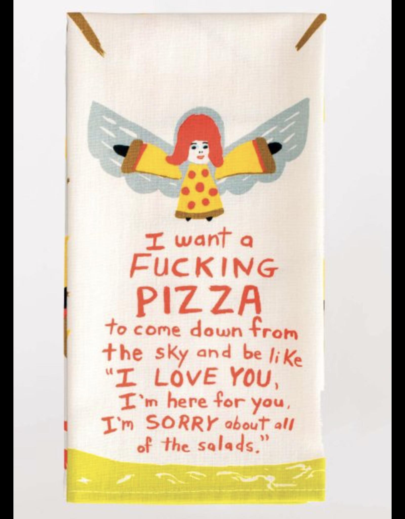 BQ Dish Towel - Pizza