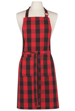 Buffalo Check Chef Apron