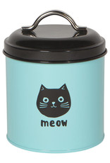 Cat's Meow Treat Tin