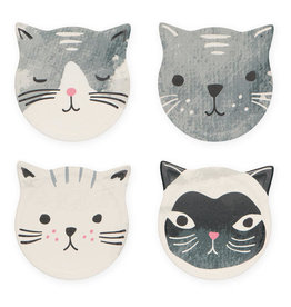 Cats Meow Soak Up Coaster Set