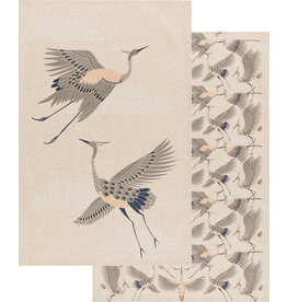 Tea Towels   Set of  2 Flight of Fancy