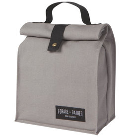 Lunch Bag Forage Gather Grey